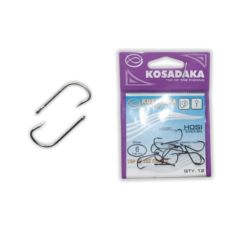 Крючок Kosadaka Hosi 3063BN №6