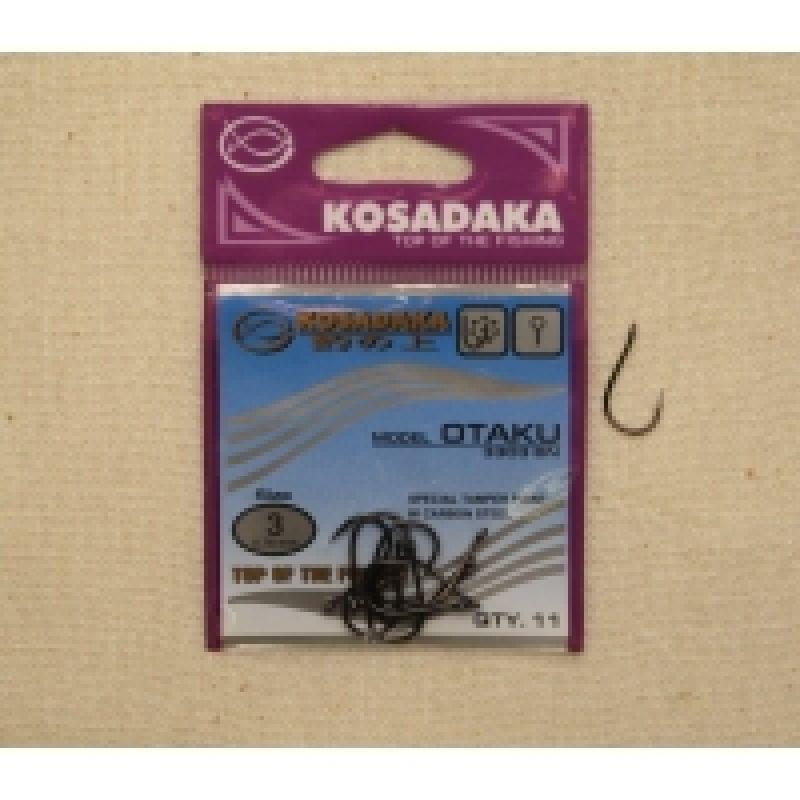 Крючок Otaku BN № 7 Kosadaka (уп 15 шт...