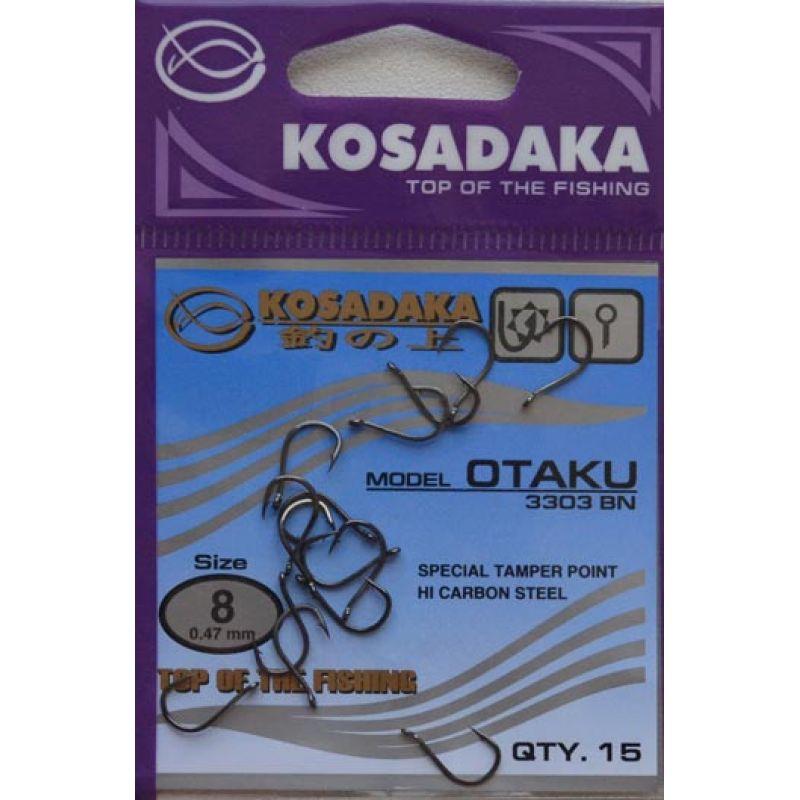 Крючок Kosadaka Otaku 3303BN №8