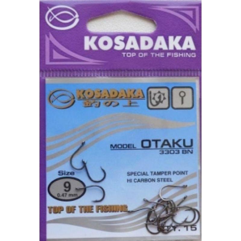 Крючок Kosadaka Otaku 3303BN №9