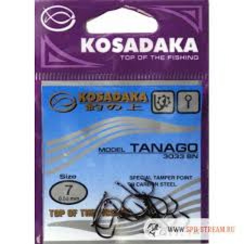 Крючок Kosadaka Tanago 3033BN #6