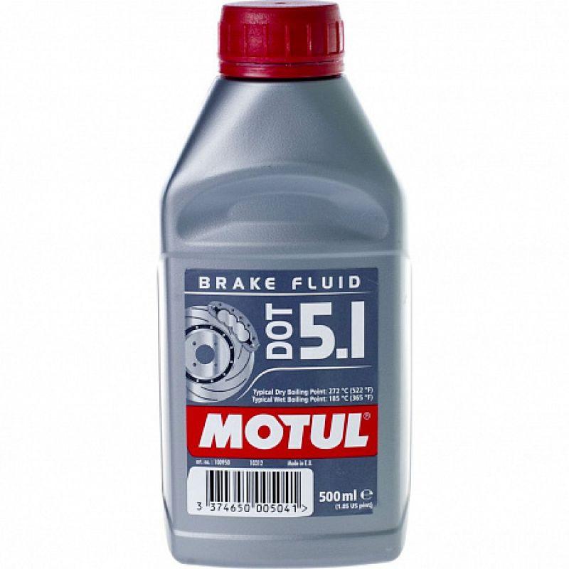 Motul DOT 5.1 Brake Fluid Тормозная жи�...