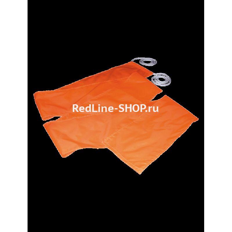 Флаг для водных лыж, оранже�...
