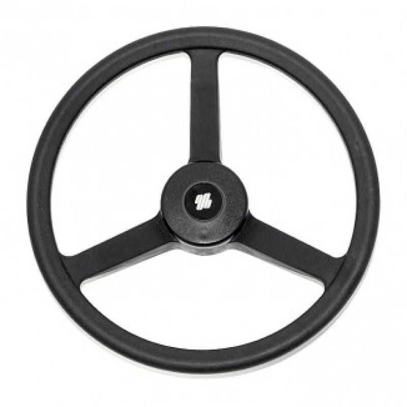 Колесо рулевое V.32B чёрное