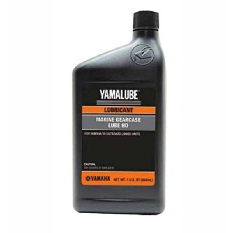 YAMALUBE marine gearcase lube 946мл.
