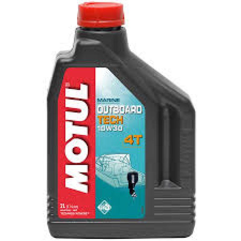Motul Otboard Tech 4T 10W30/ 5L/