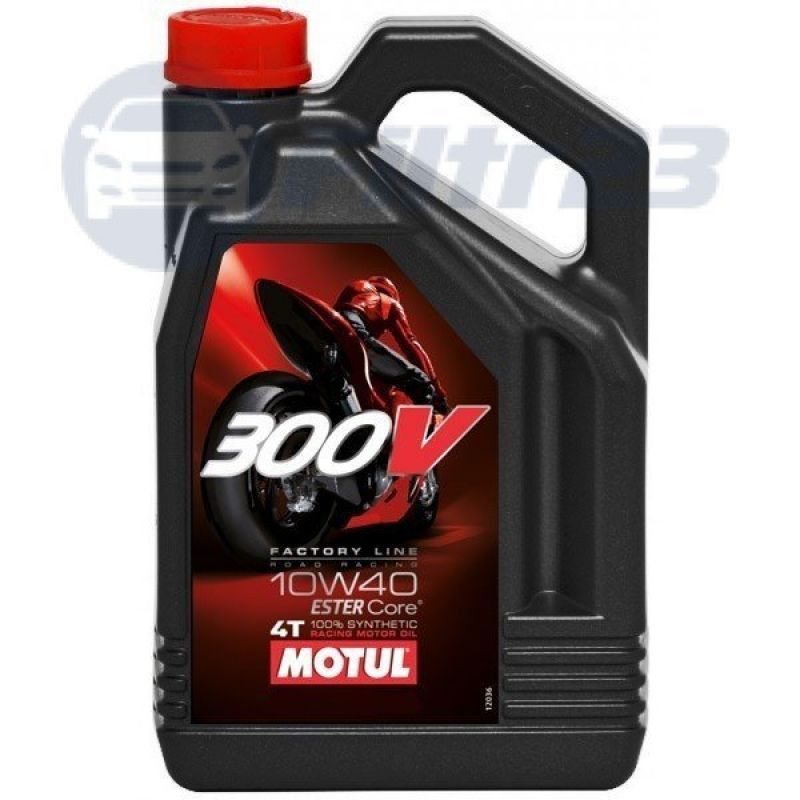 Motul 300V Factory Line 4T масло синт. 15...