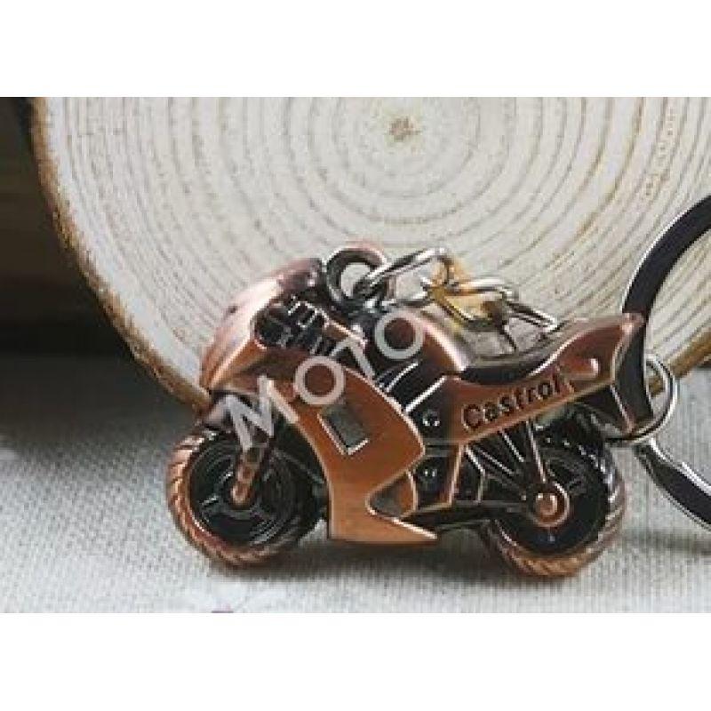 Брелок в виде мотоцикла, ц. �...
