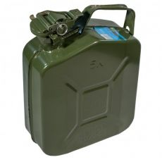 Канистра ГСМ grn 5л  металл