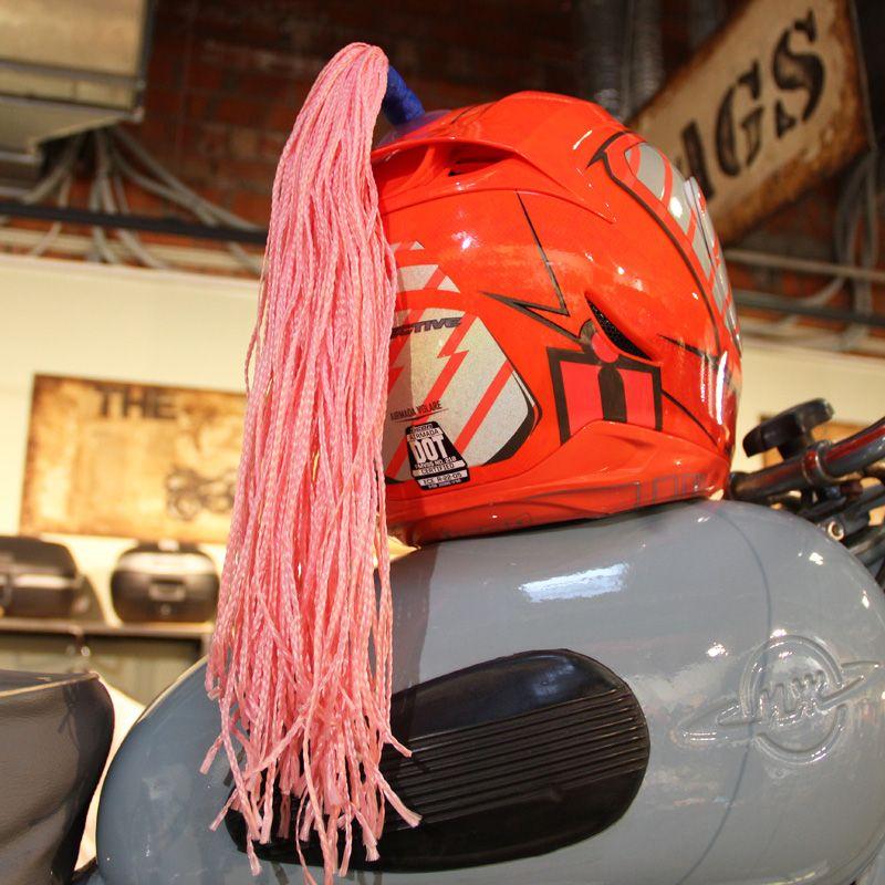 CRAZY IRON Пони-косичка на шлем W...