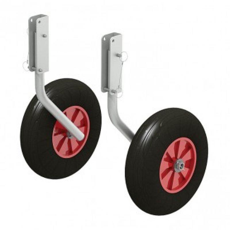 Комплект колес транцевых 260...