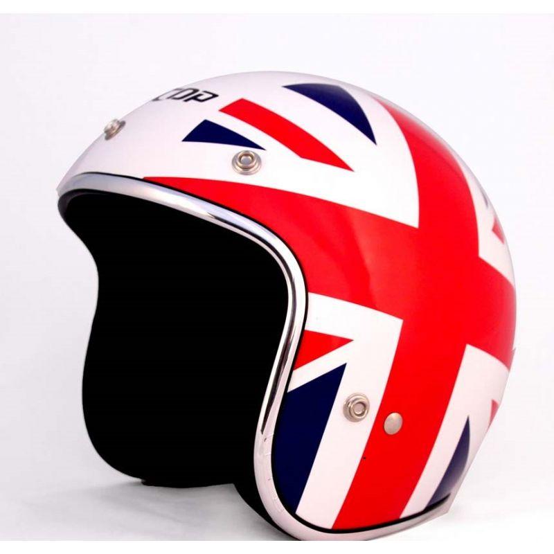 ALLTOP Шлем открытый AP-75 BRITAIN L