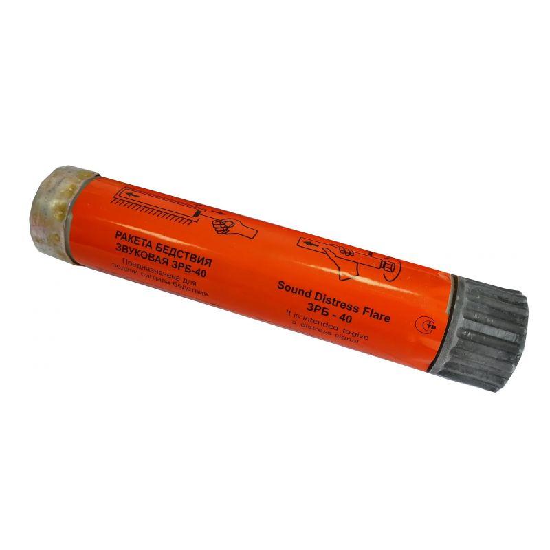 ЗРБ-40 Звуковая ракета бедст...