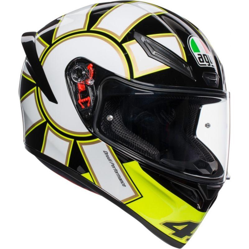 AGV Шлем K1 GOTHIC 46 XL