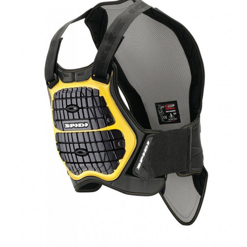 Защита SPIDI DEFENDER B&C 180-195 (Black/Yel...