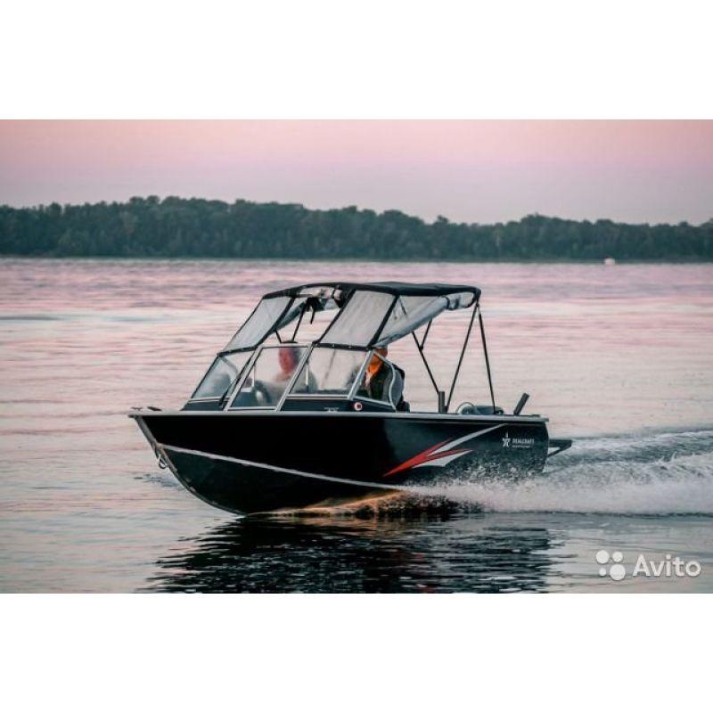 Моторная лодка Realcraft 470 в ва�...