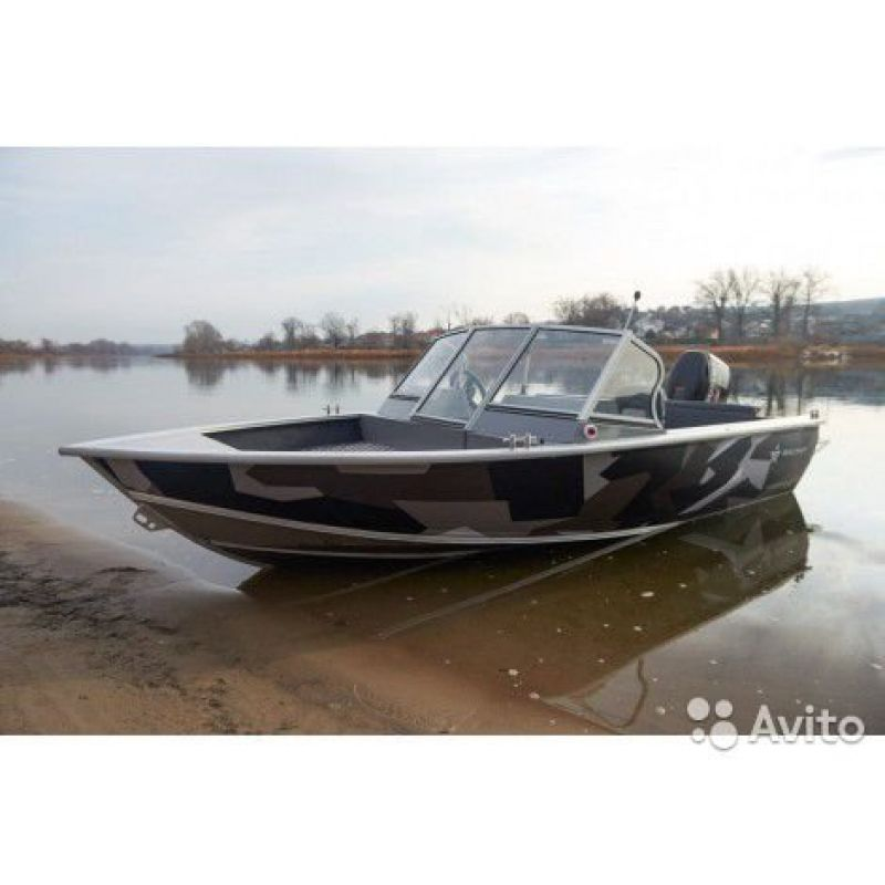 Моторная лодка Realcraft Impulse-460,...