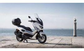 Yamaha испытывает новый скутер Cygnus-X 125