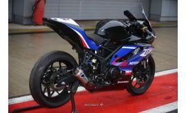 Yamaha YZF-R3 для Motorrika R3 Cup в деталях