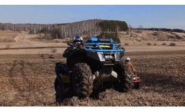 Квадроциклы YAMAHA против BRP. Решение спора в экспедиции