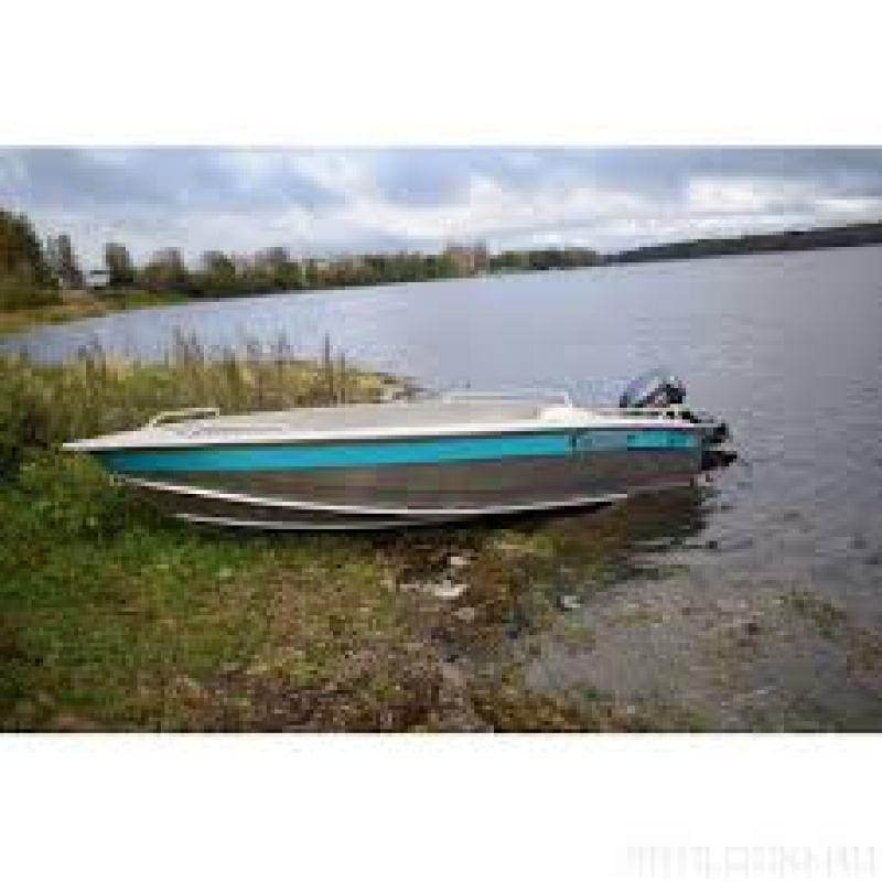 Моторно-гребная лодка NewStyle-...