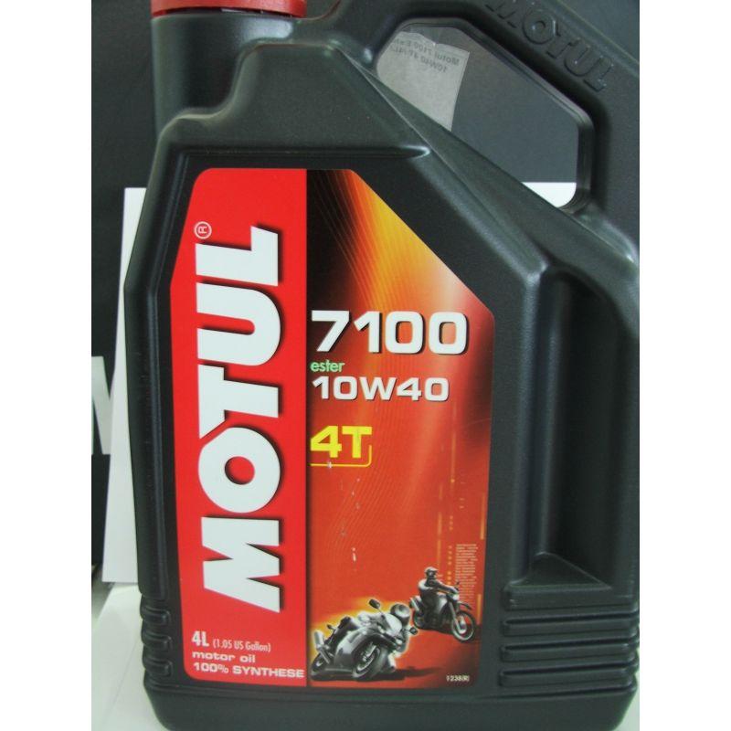 Motul 7100 Ester  10W40 4T /4L/