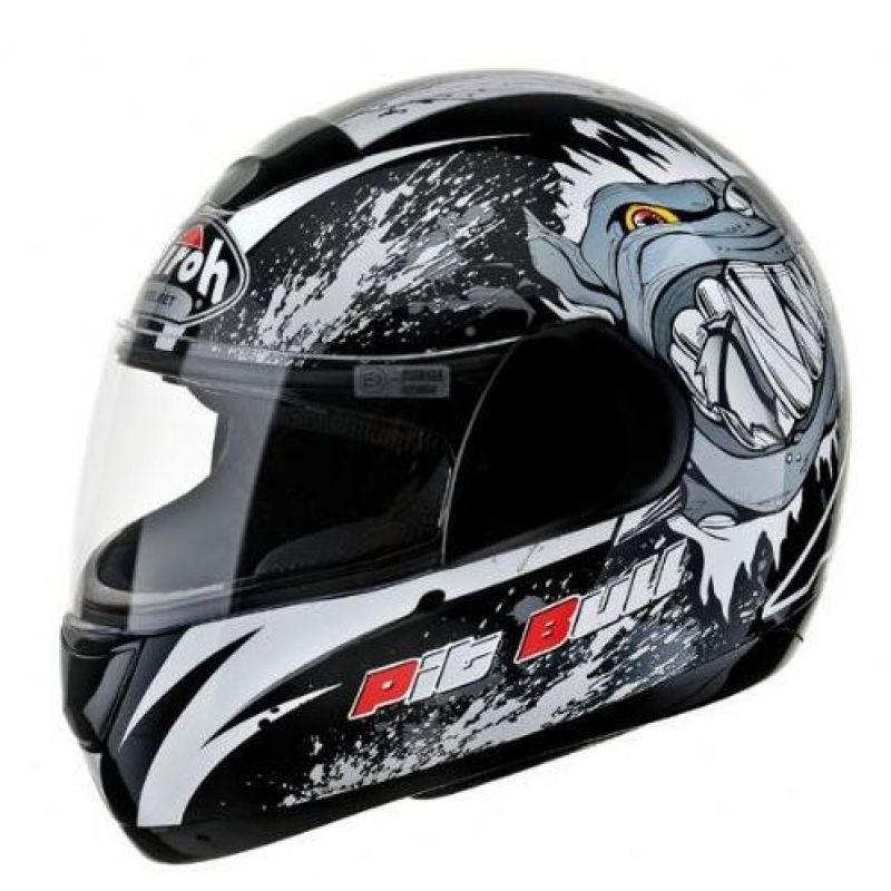 AIROH Шлем интеграл SPEED FIRE BULL (M...