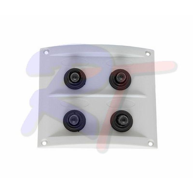 RTA-10044-WH Панель выключателей