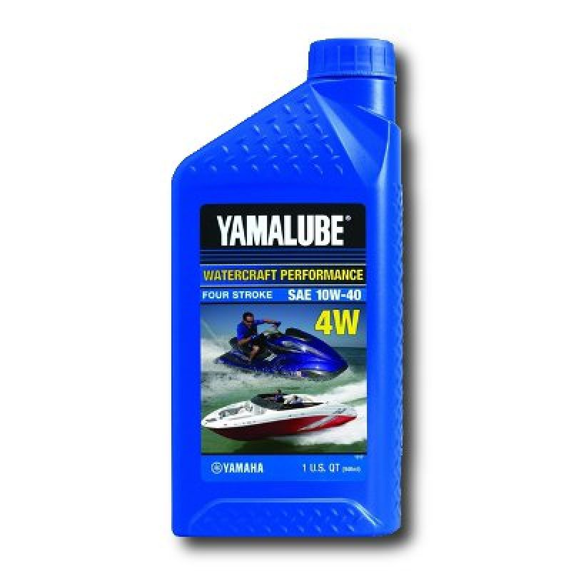 Yamalube 4W 10W40 (946мл)