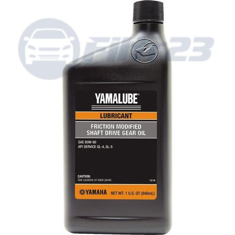 Yamalube Friction-Modified Shaft drive Gear Oil М...