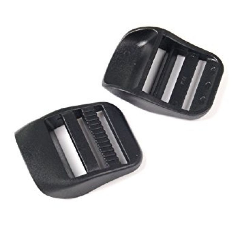 GH PLASTIC BUCKLE BLACK/ WHITE 34188