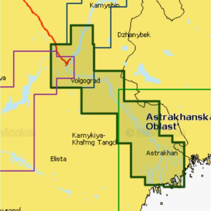 Карта Navionics Small 5G630S2