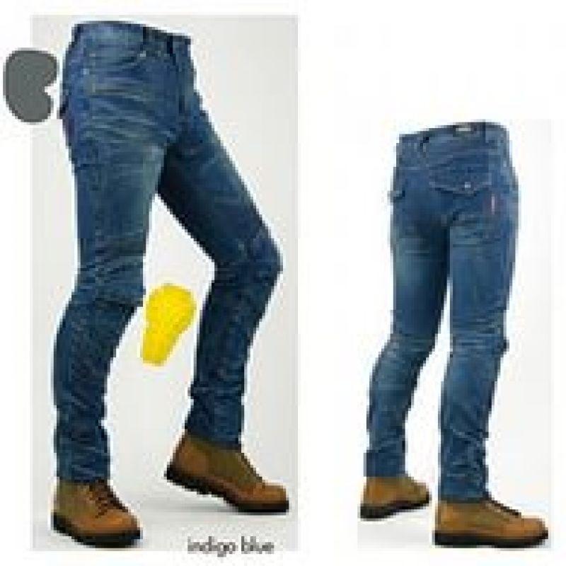 KOMINE PK718 SuperFIT Kevlar D-Jeans мотодж�...