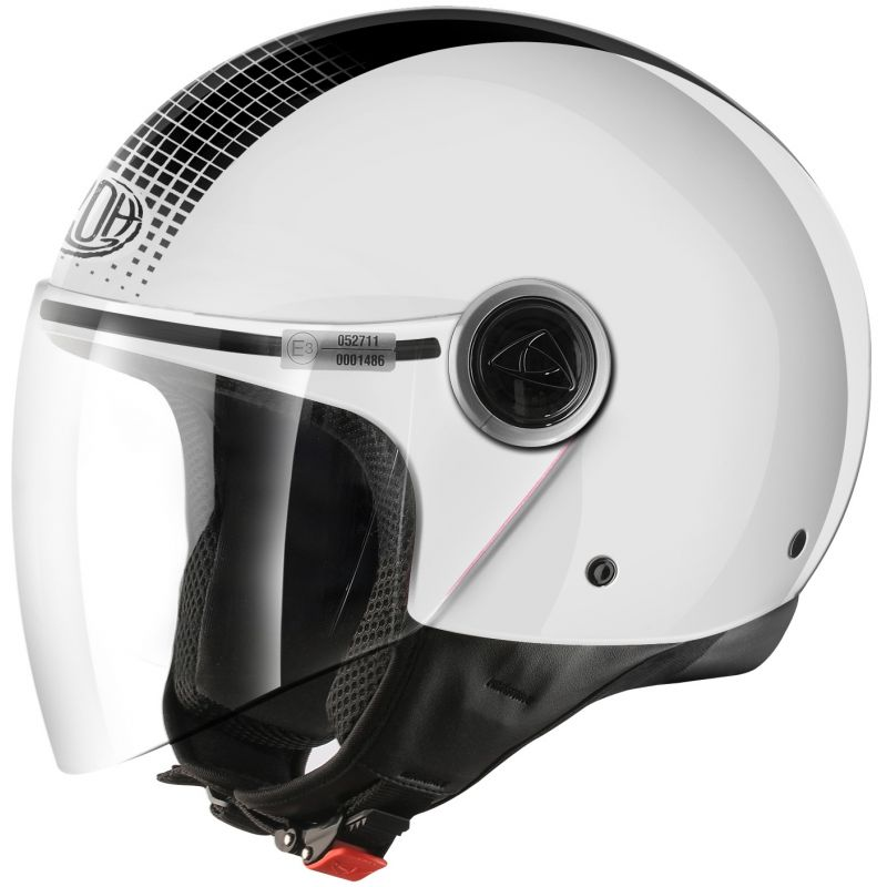 AIROH Шлем открытый MALIBU TOUCH WHITE...