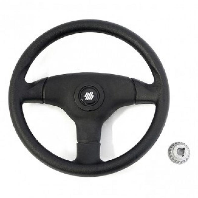 Колесо рулевое V.60 чёрное