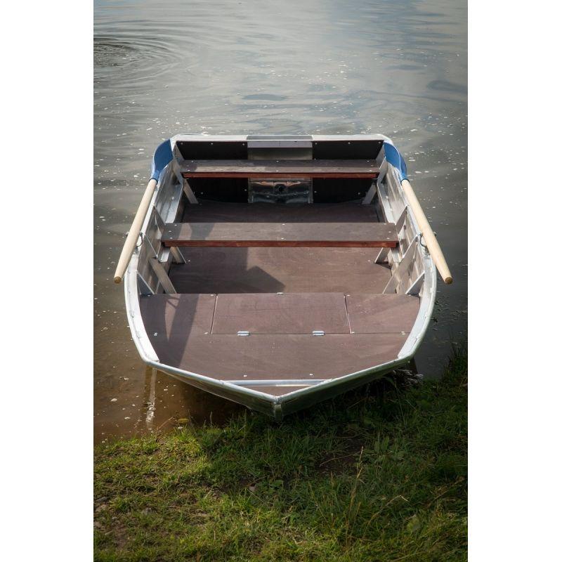 Лодка алюминевая Тактика -37...