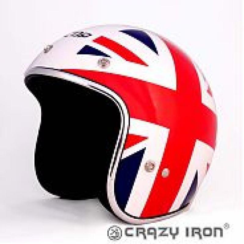 ALLTOP Шлем открытый AP-75 BRITAIN (S)