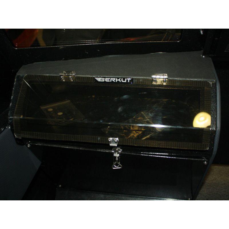 Моторная лодка Berkut M-Twin Console в стандартной комплектации  №460000462