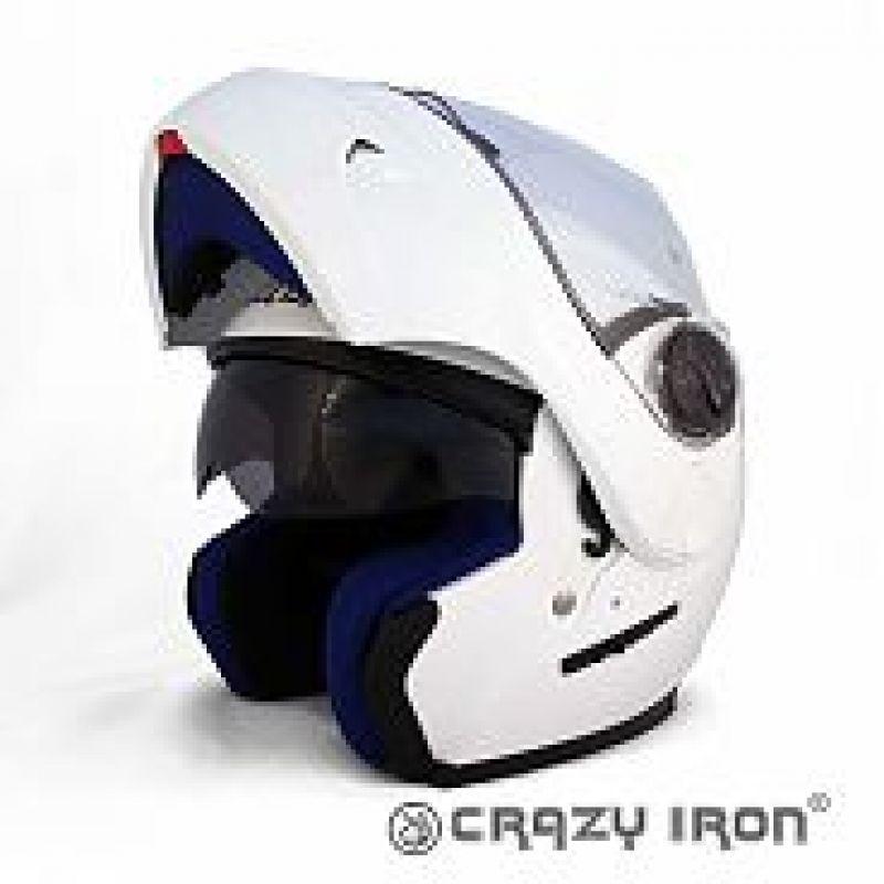 ALLTOP Шлем модуляр X-TOUR White Размер: 2XL
