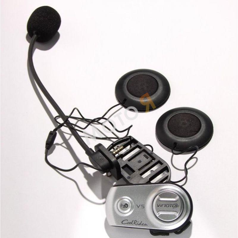ViMoto V5s Bluetooth мотогарнитура, �...