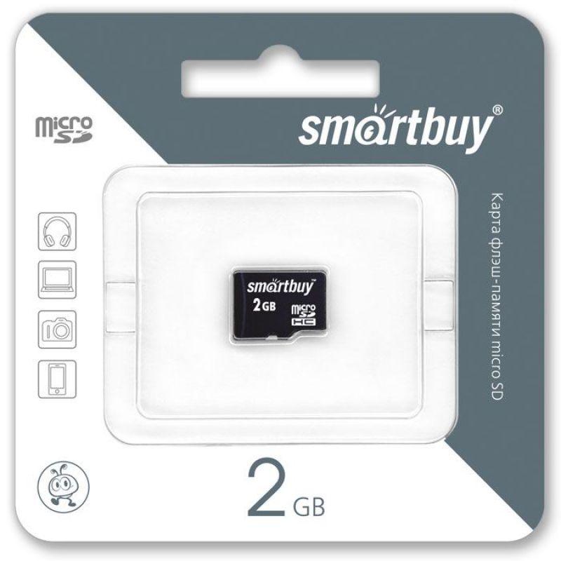 Карта micro SD 2 GB (T)