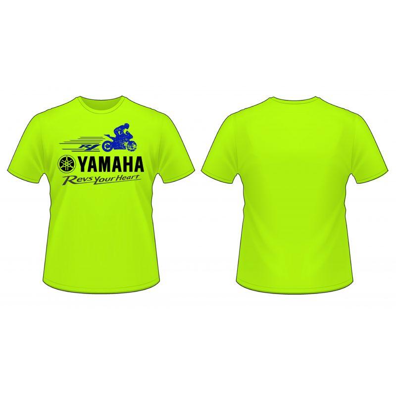 90798T12GNLG Футболка мужская Yamah...