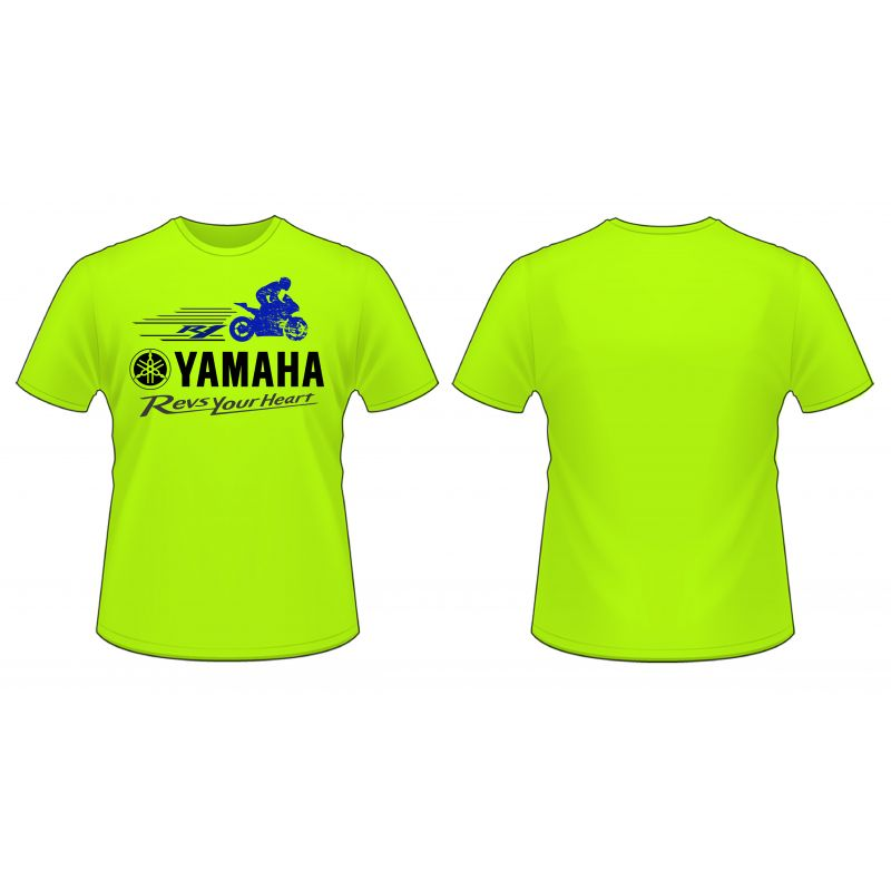 90798T12GNXX Футболка мужская Yamah...