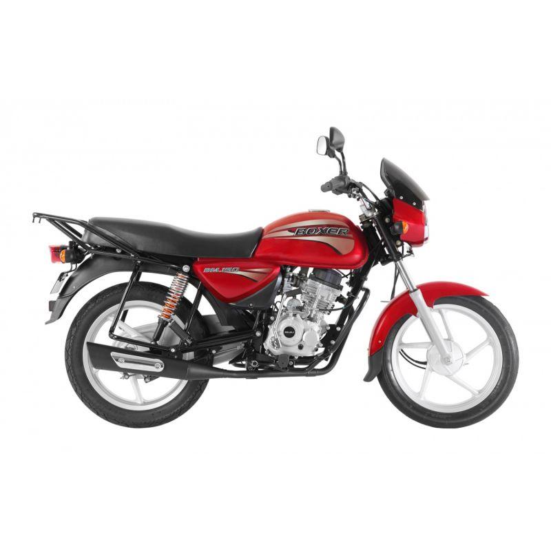 Мотоцикл  Bajaj Boxer BM150 черный (...