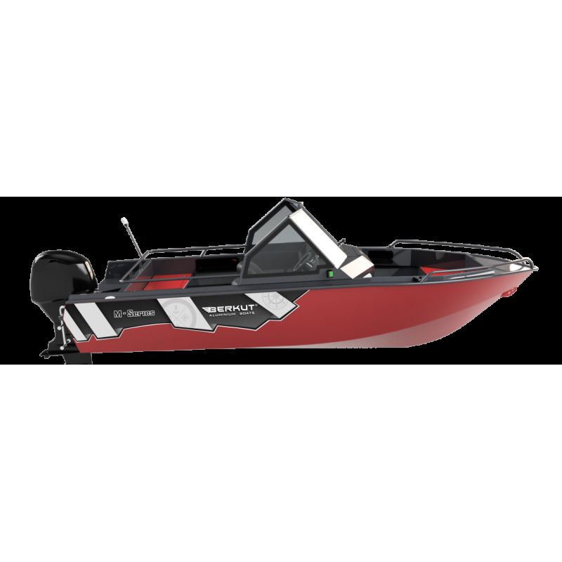 Моторная лодка Berkut M-DC Comfort + ...