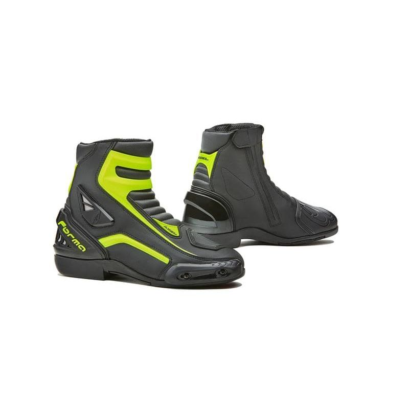 Ботинки FORMA AXEL BLACK/YEL.FLUO 43