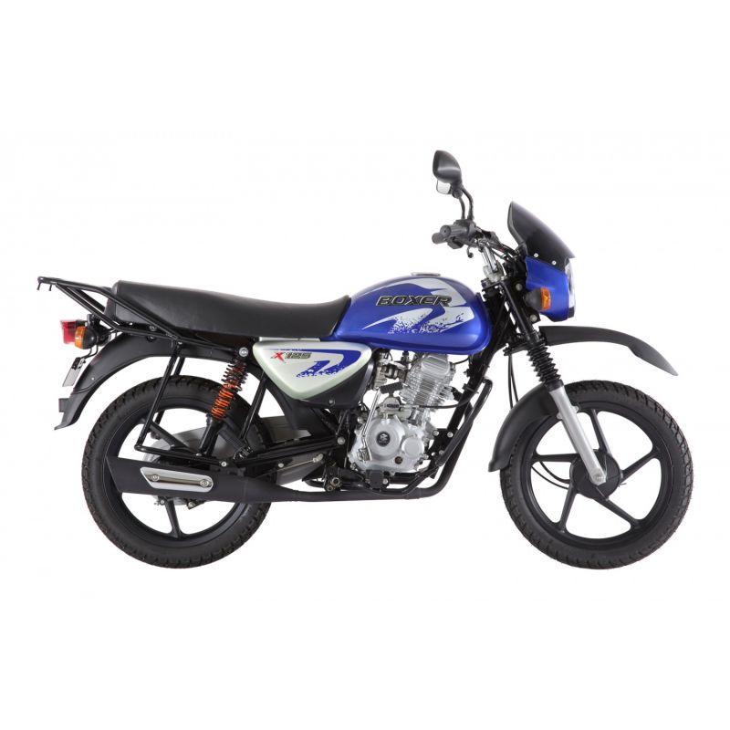 Мотоцикл  Bajaj Boxer BM125 X- 5 пере�...