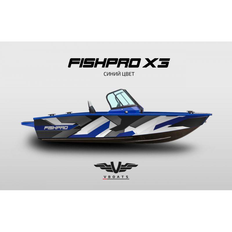 Волжанка  FISHPRO X3
